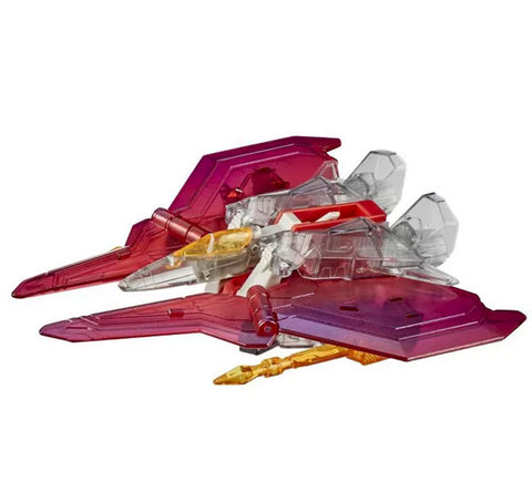 Transformers Cyberverse Adventures Seekers Sinister Strikeforce Warrior Class Ghost Starscream jet toy