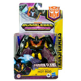 Transformers Cyberverse Warrior Stealth Force Hot Rod Box PAckage
