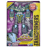 Transformers Cyberverse Adventures Ultimate Class Iaconus Box Package front Stock