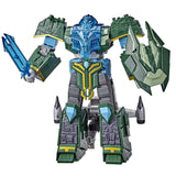 Transformers Cyberverse Adventures Ultimate Class Iaconus Robot Toy Battle armor