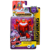 Transformers Cyberverse Scout Class Sonic Upper Cut Dead End Box Package