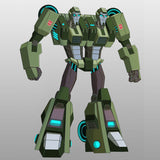 Transformers Cyberverse Battle for Cybertron Ultra Class Rack N' Ruin Character Art