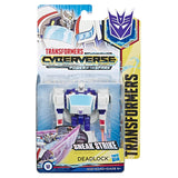Transformers Cyberverse Warrior Class Deadlock Box Package