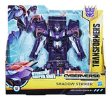 Transformers Cyberverse Ultra Class Shadow Striker Packaging box