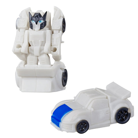 Transformers Cyberverse Tiny Turbo Changers Series 2 Autobot Jazz robot toy