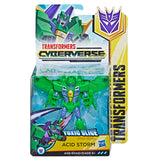Transformers Cyberverse Warrior Class Acid Storm Packaging Box