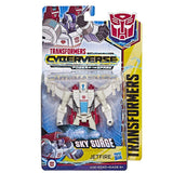 Transformers Cyberverse Warrior Class Sky Surge Jetfire Box Package