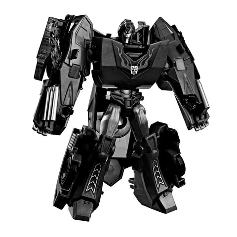 Transformers Cyberverse Warrior Stealth Force Hot Rod Toy Mockup