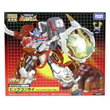 Transformers Encore Matrix Buster Big Convoy Beast Wars Neo Reissue TakaraTomy Japan Box Package Front