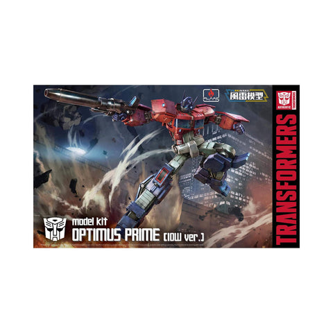 Furai Model 03 Optimus Prime (IDW Ver.) Model Kit Robot Box Package
