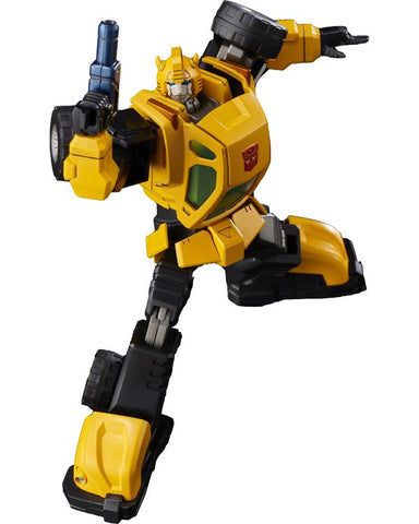 Flame Toys Furai Model Kit 04 Bumblebee Transformers G1 with gun