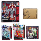 Transformers Generations Combiner Orthia Box Package Bundle