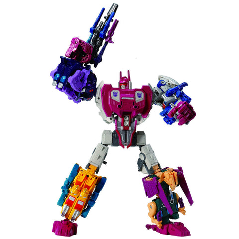 Transformers Generations Selects TT-GS05 Abominus giftset robot combiner accessories usa