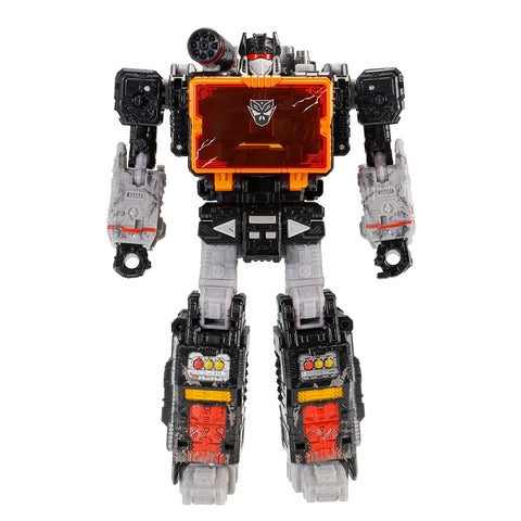 Transformers Generations Selects TT-GS12 Soundblaster Mercenary voyager pulse exclusive robot toy front