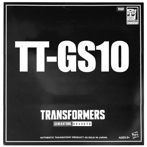 Transformers Generations Selects TT-GS10 God Neptune Beast Wars II Combiner Robot Toy Hasbro USA Sleeve mockup