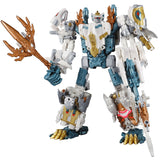 Transformers Generations Selects TT-GS10 God Neptune Beast Wars II Combiner Robot Toy Hasbro USA