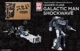 Transformers Generations Selects WFC-GS03 Galactic Man Shockwave Promo