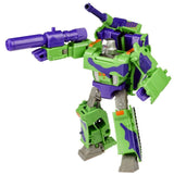Transformers Generations Selects WFC-GS14 Voyager G2 Megatron Green Robot Toy battle mode