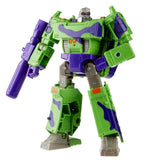 Transformers Generations Selects WFC-GS14 Voyager G2 Megatron Green Robot Toy standing