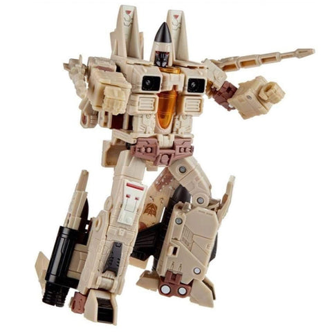 Transformers Generations Select WFC-S20-G2 Sandstorm seeker robot toy