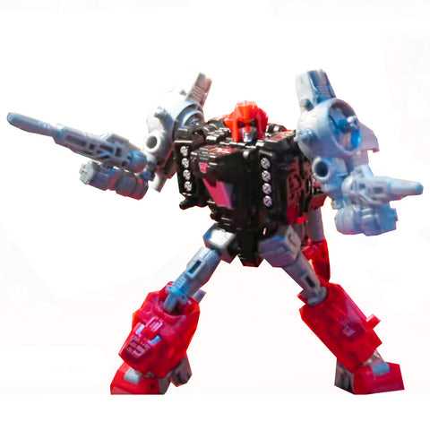 Transformers Generations Selects Siege Deluxe Weaponizer Cromar Powerdasher Jet Toy Leak