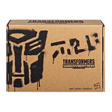 Transformers Generations Selects G2 Winter Camo Megatron Box Packaging