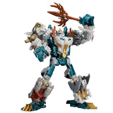 Transformers Generations Selects Beast Wars II Combiner Wars God Neptune Giftset Japan TakaraTomy Robot Pose