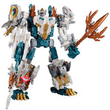Transformers Generations Selects Beast Wars II Combiner Wars God Neptune Giftset Japan TakaraTomy Robot Combined