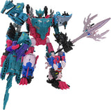 Transformers Generations Selects Seacon Combiner King Poseidon Robot Toy