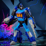 Transformers Generations Shattered Glass Blurr Deluxe Action Figure Toy Robot Photo