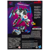 Transformers Generations Shattered Glass Collection Voyager Megatron Box Package Back