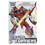 Transformers Generations Thrilling 30 Deluxe Armada Starscream IDW Comic Cover Front USA Hasbro