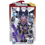 Transformers Generations Thrilling 30 Deluxe Skywarp Box Package Front