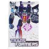 Transformers Generations Thrilling 30 Deluxe Skywarp IDW Comic Book Cover