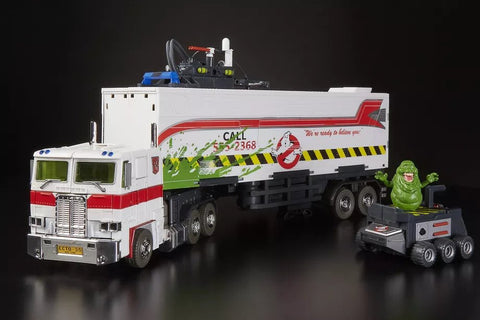 Transformers Masterpiece MP-10G Optimus Prime Ecto-35 Edition Truck Toy