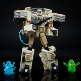 Transformers Ghostbusters Afterline Crossover Ectotron Target Exclusive ecto-1 robot toy ghosts photo