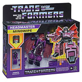 Transformers Generations Headmaster Mindwipe Titans Return Retro G1 deco walmart exclusive box package front angle