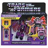 Transformers Generations Headmaster Mindwipe Titans Return Retro G1 deco walmart exclusive box package front