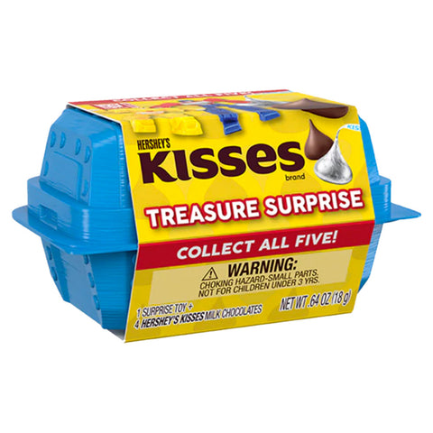 Transformers Hershey's Kisses Milk Chocolate Treasure Surprise - Blind Box