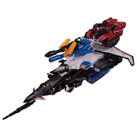 Transformers Legends EX Big Powered Vehicle Mode