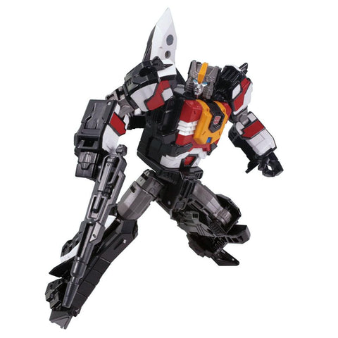 Transformers Legends EX Deluxe Titanmaster Sonic Bomber Black Jet Japan Toy