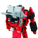 Transformers Masterpiece MP-39+ Spinout Red Diaclone Sunstreaker Robot Toy Standing Backpack Japan TakaraTomy