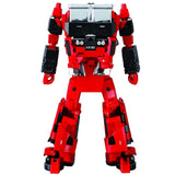 Transformers Masterpiece MP-39+ Spinout Red Diaclone Sunstreaker Robot Toy Standing Back USA Hasbro