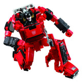 Transformers Masterpiece MP-39+ Spinout Red Diaclone Sunstreaker Robot Toy Crouch Japan TakaraTomy