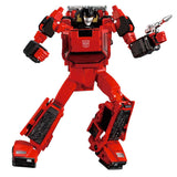 Transformers Masterpiece MP-39+ Spinout Red Diaclone Sunstreaker Robot Toy laser pistol Japan TakaraTomy