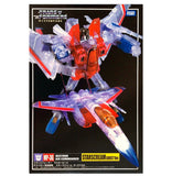 Transformers Masterpiece MP-3G Starscream Ghost Ver. Box Packaging Front
