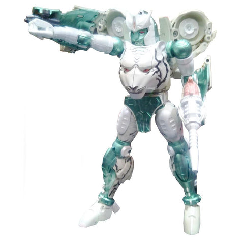Transformers Beast Wars Masterpiece MP-50 Tigatron Robot Toy Japan Wonderfest 2020