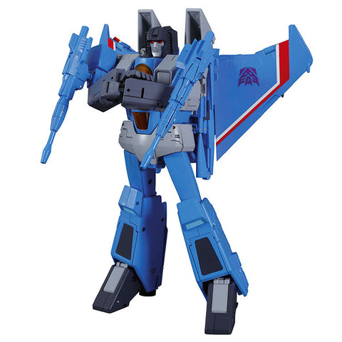Transformers Masterpiece MP-52+ Plus Thundercracker Blue robot seeker robot toy cartoon japan TakaraTomy robot toy arms crossed