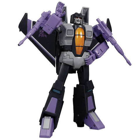 Transformers Masterpiece MP-52+ Skywarp Japan TakaraTomy action figure robot toy front