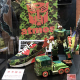 Transformers Masterpiece MP-10DC Convoy Duckcamo Ver. Cybertron Commander Robot Toy Wonderfest 2020